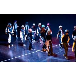 Gala de danse de fin d'année 2012 à Morzine.