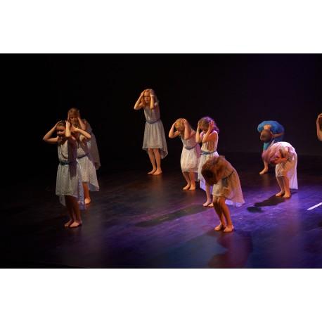 Gala de danse de fin d'année 2014 à Morzine.