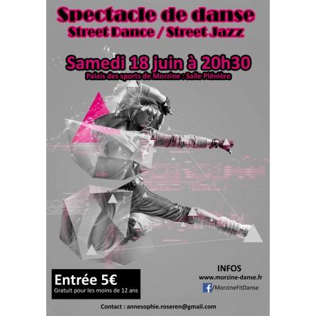 Danse 2015/2016.